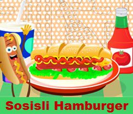 Sosisli Hamburger